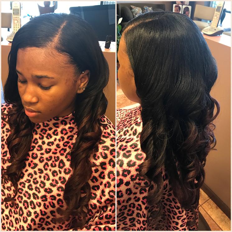 atlanta suwanee sew-in suwanee fabulous inspiration hair salon