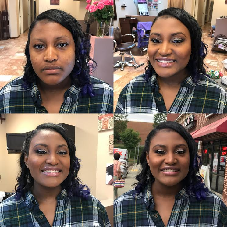 atlanta twin team makeup artist and hair stylist fabulous inspiration simply prom makeup