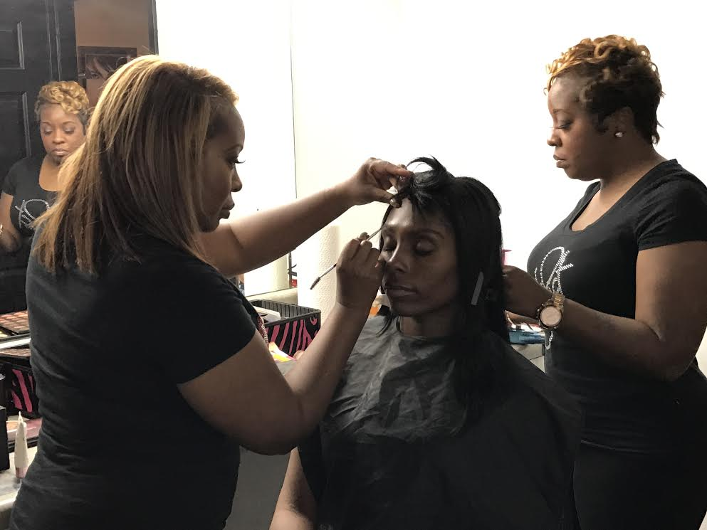 atlanta twin team makeup artist and hair stylist fabulous inspiration twin team